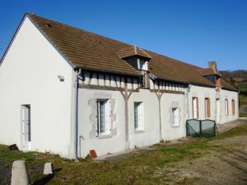 Gites (self-catering rental) close Gien Briar