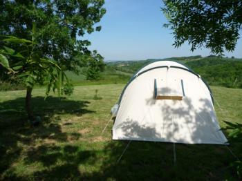 Le Marais - Camping à la ferme