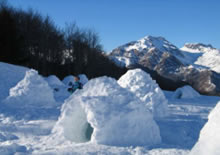 Aspe Valley Igloo