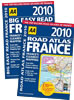 Road Atlas France 2010
