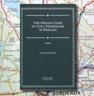 French Code of Civil Procedure in English
