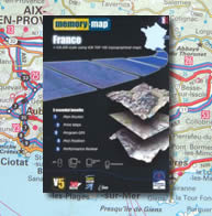 Memory Map France