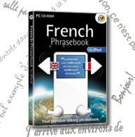 iPod Phrasebook for French (PC)