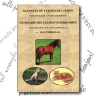 Glossary of Veterinary Terms: French-English