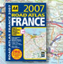 2007 AA Road Atlas France (AA Atlases)
