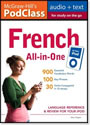 McGraw-Hill's PodClass French All-in-One Study Guide