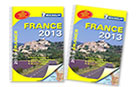 France 2013 Michelin Road Atlas