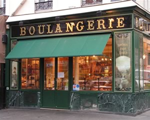 Boulangerie - copyright Roby