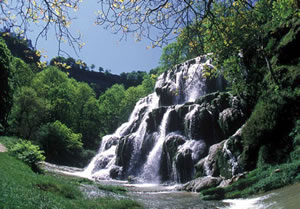 Waterfalls of Franche Comte