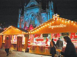 The Strasbourg Christmas Markets